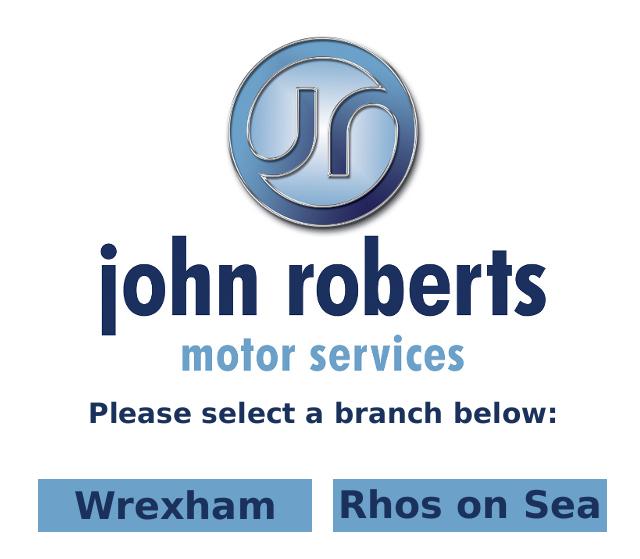 John Roberts Motor Services